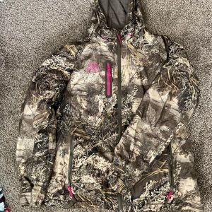 Realtree women's camo coat